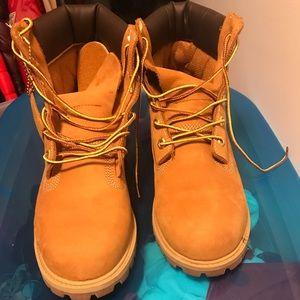 Timberland Boots ( Wheat)